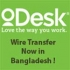 How to get oDesk money directly on Bank account from Bangladesh